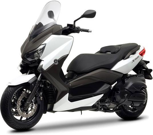 yamaha x max 400 solo moto y quad. Black Bedroom Furniture Sets. Home Design Ideas
