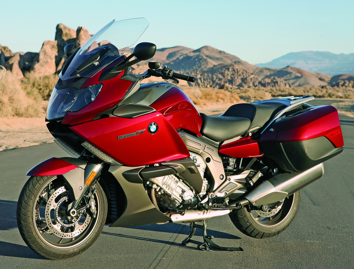 BMW K1600GT Sport 2014