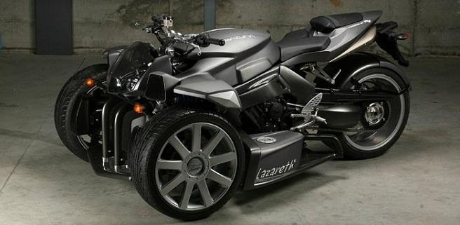 Lazareth Wazuma BMW