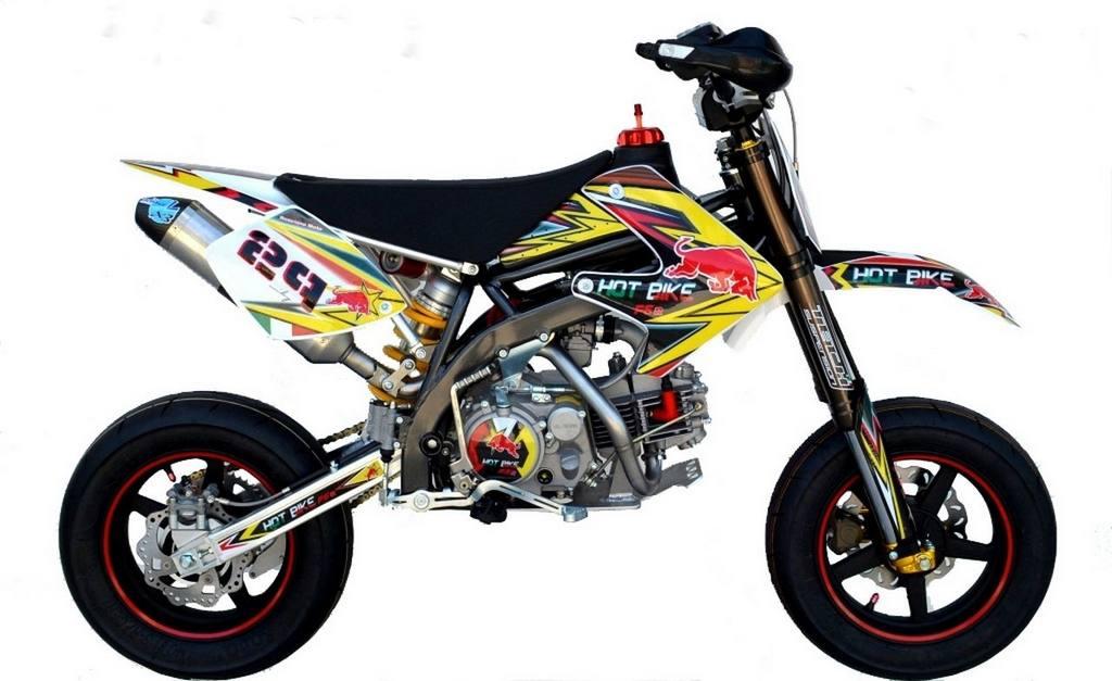 Hot Bikes F6 200R 2013