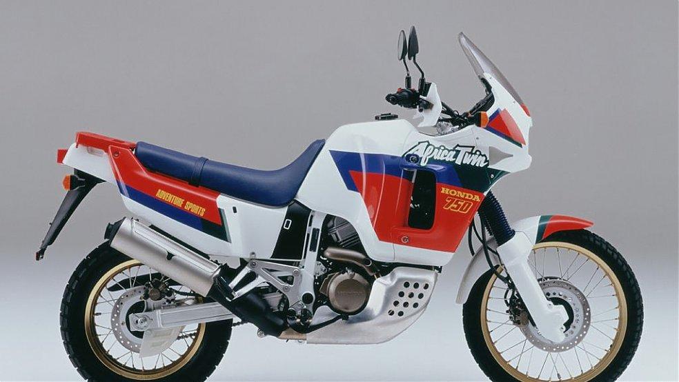 Honda Africa Twin XRV750