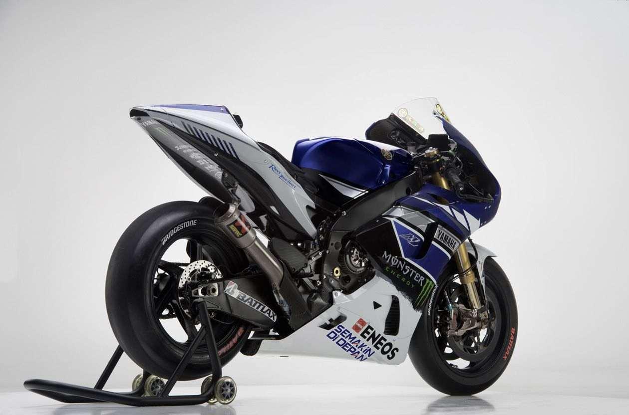 Yamaha YZR M1 MotoGP