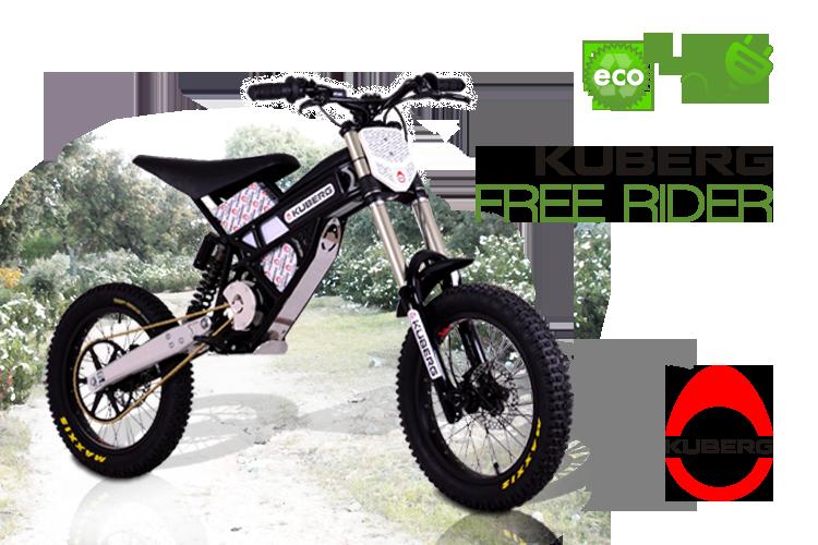 Kuberg Free-Rider