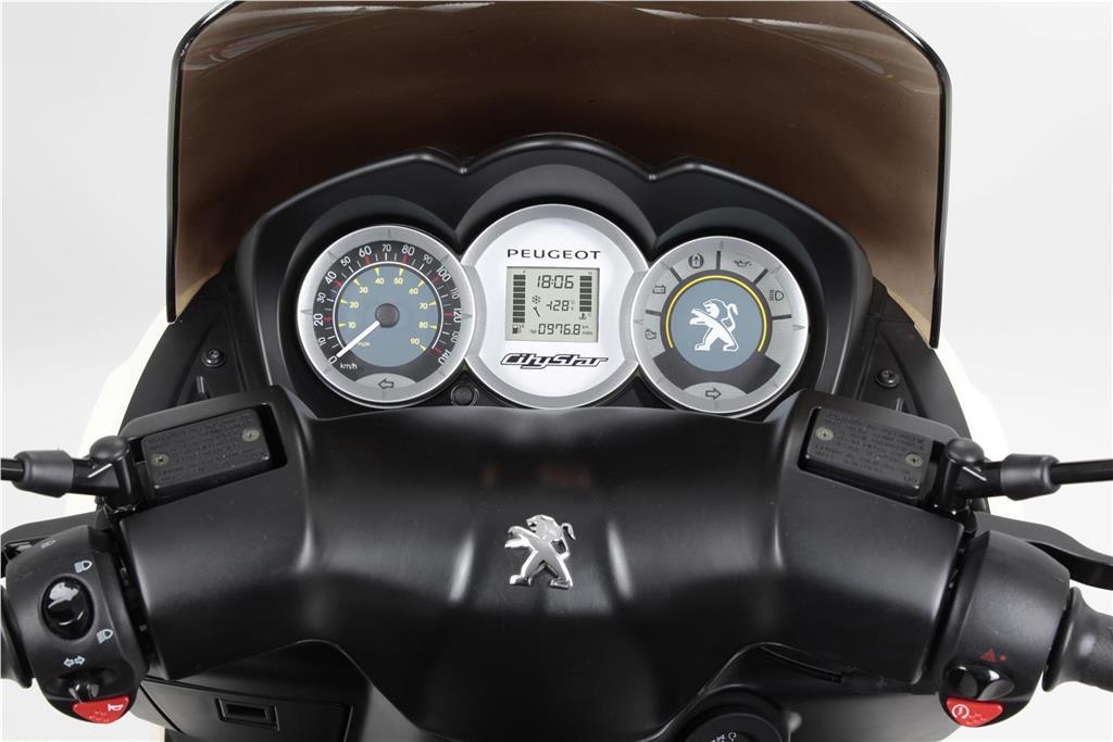 Nueva Peugeot CityStar 125 AC
