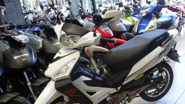 Vuelven a subir las matriculaciones de moto en Mayo