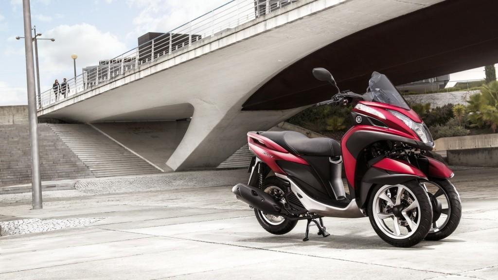 Nueva Yamaha Tricity 2015