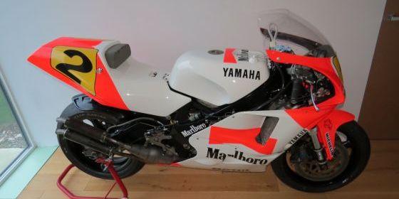 A la venta la Yamaha YZR500 de Wayne Rainey de 1990