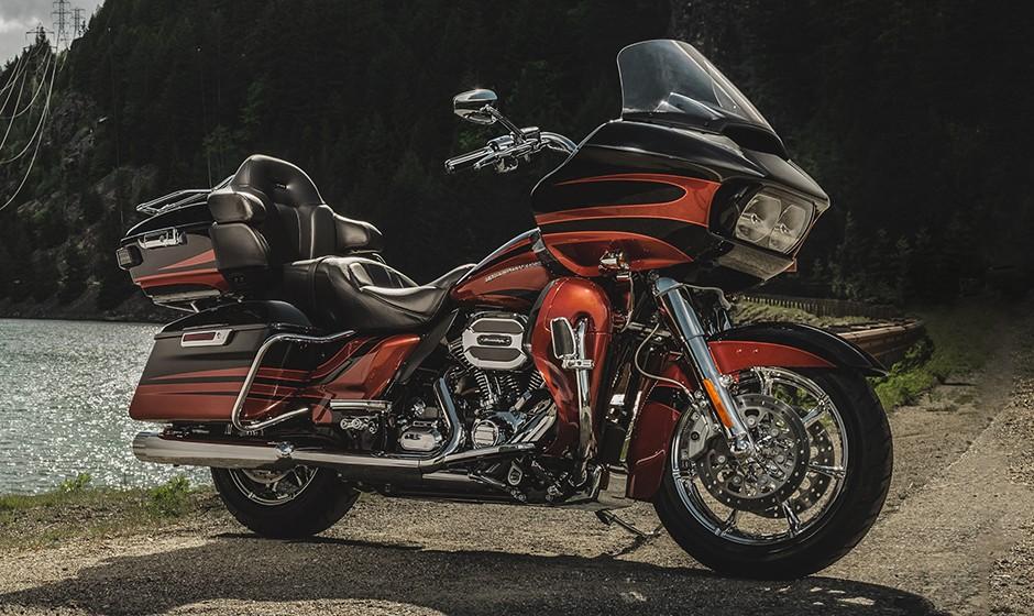 Harley-Davidson Road Glide Ultra 2015