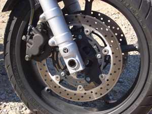 Neumáticos y frenos