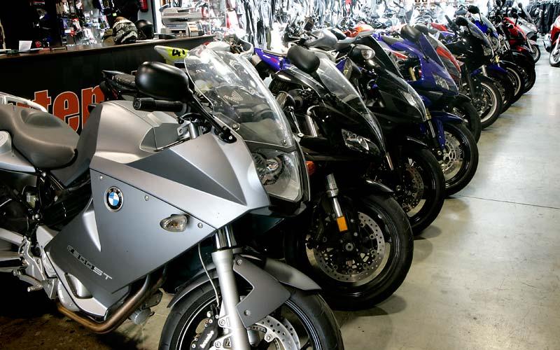 Motos y ciclomotores de ocasión : Aumentan las ventas un 7,3%