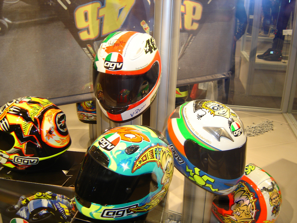 ¿Qué casco de moto elegir?