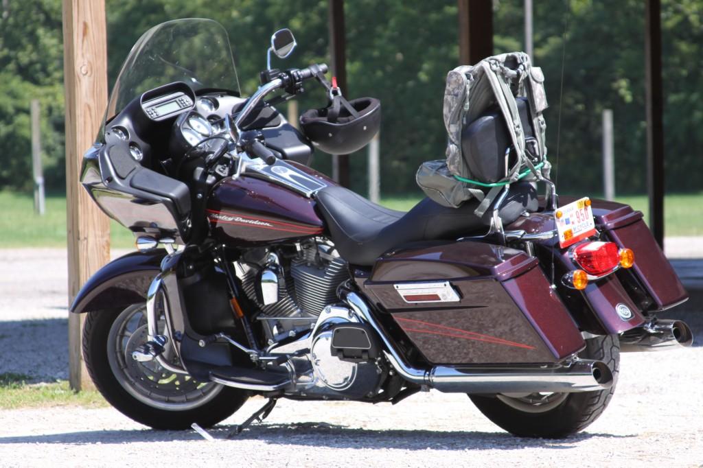 ¿Donde guardar el equipaje en tu moto?