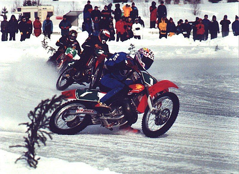 Combatir el frió en la moto
